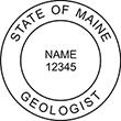 GEO-ME - Geologist - Maine<br>GEO-ME