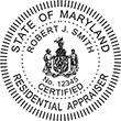RESIDENAPPR-MD - Residential Appraiser - Maryland<br>RESIDENAPPR-MD