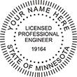 ENG-MN - Licensed Professional Engineer - Minnesota<br>ENG-MN