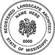 LSARCH-MS - Landscape Architect - Mississippi<br>LSARCH-MS