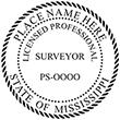 SURV-MS - Licensed Professional Surveyor - Mississippi<br>SURV-MS