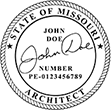 ARCH-MO - Architect - Missouri<br>ARCH-MO