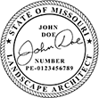 LSARCH-MO - Landscape Architect - Missouri<br>LSARCH-MO