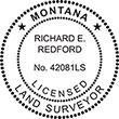 LANDSURV-MT - Land Surveyor - Montana<br>LANDSURV-MT