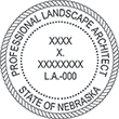 LSARCH-NE - Landscape Architect - Nebraska<br>LSARCH-NE
