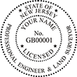 ENGLANDSURV-NJ - Professional Engineer & Land Surveyor - New Jersey<br>ENGLANDSURV-NJ