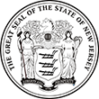 SS-NJ - State Seal - New Jersey<br>SS-NJ