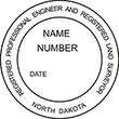 ENGLANDSURV-ND - Engineer and Land Surveyor - North Dakota<br>ENGLANDSURV-ND