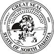 SS-ND - State Seal - North Dakota<br>SS-ND