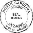 GEO-NC - Geologist - North Carolina<br>GEO-NC