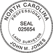 LANDSURV-NC - Land Surveyor - North Carolina<br>LANDSURV-NC