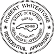 REAPPR-NC - Real Estate Appraiser - North Carolina<br>REAPPR-NC