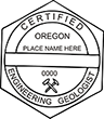 ENGGEO-OR - Engineering Geologist - Oregon<br>ENGGEO-OR