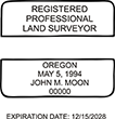 LANDSURV-OR - Land Surveyor - Oregon<br>LANDSURV-OR