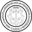 SS-RI - State Seal - Rhode Island<br>SS-RI