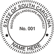 LSARCH-SC - Landscape Architect - South Carolina<br>LSARCH-SC