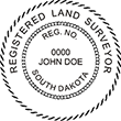 LANDSURV-SD - Land Surveyor - South Dakota<br>LANDSURV-SD