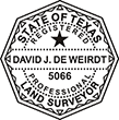 LANDSURV-TX - Land Surveyor - Texas<br>LANDSURV-TX