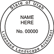 LSARCH-UT - Landscape Architect - Utah<br>LSARCH-UT