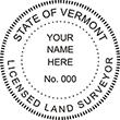 LANDSURV-VT - Land Surveyor - Vermont<br>LANDSURV-VT