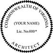 ARCH-VA - Architect - Virginia<br>ARCH-VA
