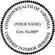 INTDESGN-VA - Interior Designer - Virginia<br>INTDESGN-VA