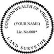 LANDSURV-VA - Land Surveyor - Virginia<br>LANDSURV-VA