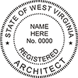 ARCH-WV - Architect - West Virginia<br>ARCH-WV