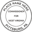 COMM-WV - Commissioner - West Virginia<br>COMM-WV