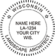 LSARCH-WI - Landscape Architect - Wisconsin <br>LSARCH-WI