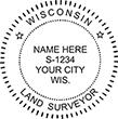 LANDSURV-WI - Land Surveyor - Wisconsin <br>LANDSURV-WI