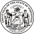 SS-WI - State Seal - Wisconsin <br>SS-WI