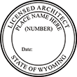 ARCH-WY - Architect - Wyoming<br>ARCH-WY