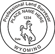 LANDSURV-WY - Land Surveyor <br>LANDSURV-WY