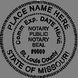 MO-NOT-SEAL - Missouri Notary Seal