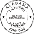 LANDSURV-AL - Land Surveyor - Alabama<br>LANDSURV-AL