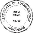 CERTAUTH-AR - Certificate of Authorization - Arkansas<br> CERTAUTH-AR