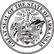 SS-AR - State Seal - Arkansas<br>SS-AR
