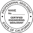 ENGGEO-CA - Engineering Geologist - California<br>ENGGEO-CA