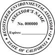 ENVASSE-CA - Enviornmental Assessor - California<br>ENVASSE-CA