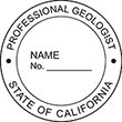 GEO-CA - Geologist - California<br>GEO-CA