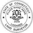 LANDSURV-CT - Land Surveyor - Connecticut<br>LANDSURV-CT