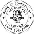 LANDSURV-CT - Land Surveyor - Connecticut<br>LANDSURV-CT