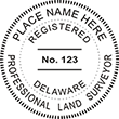 LANDSURV-DE - Land Surveyor - Delaware<br>LANDSURV-DE