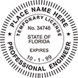 ENGTEMP-FL - Engineer Temporary License- Florida<br>ENGTEMP-FL