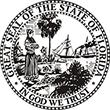 SS-FL - State Seal - Florida<br>SS-FL