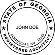ARCH-GA - Architect - Georgia<br>ARCH-GA