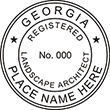 LSARCH-GA - Landscape Architect - Georgia<br>LSARCH-GA