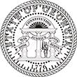SS-GA - State Seal - Georgia<br>SS-GA