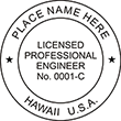 ENG-HI - Engineer - Hawaii<br>ENG-HI